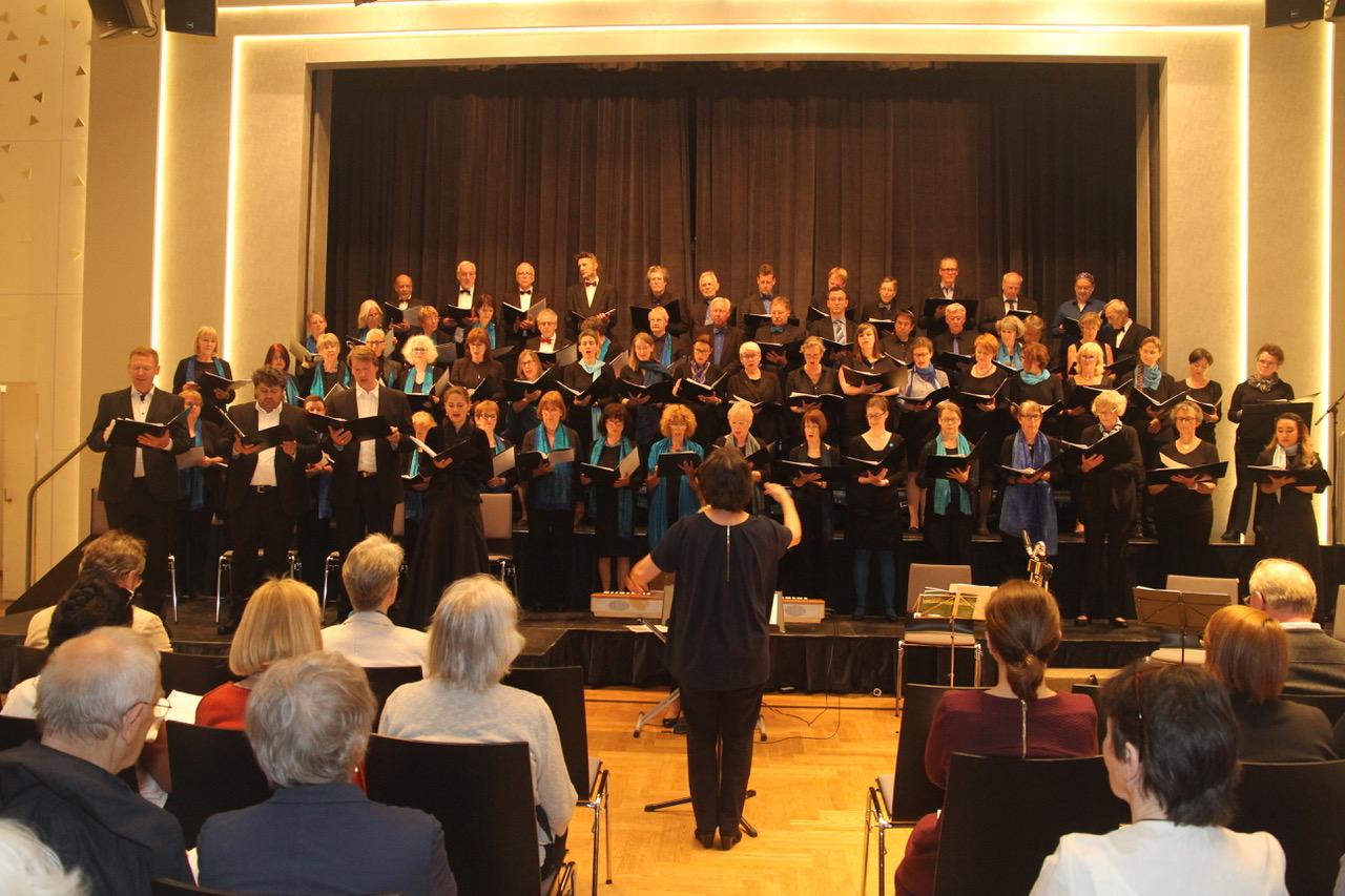 Tehillim-Psalmen-Konzert   Psalm 139 – Interreligiöser Chor Frankfurt